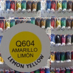 ACRILICO 100ML AMARILLO LIMON